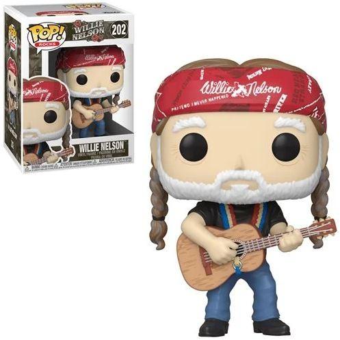 Willie Nelson Funko Pop! Vinylfigur Willie Nelson