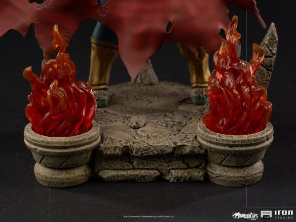 Thundercats BDS Art Scale Statue 1/10 Mumm-Ra