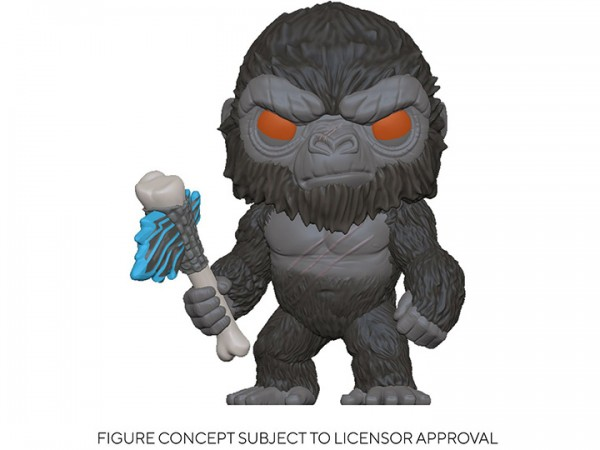 Godzilla vs. Kong Funko Pop! Vinylfigur Kong