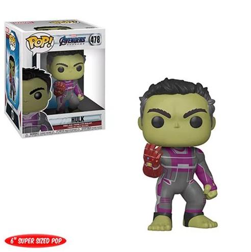 Avengers Endgame Funko Pop! Vinylfigur Hulk (Oversized) 478