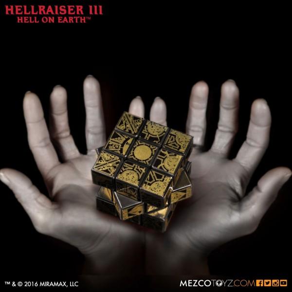 Hellraiser III Replik Würfel Lament Configuration