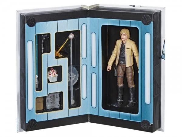 Star Wars Black Series Actionfigur 15 cm Luke Skywalker (Skywalker Strikes) Exclusive