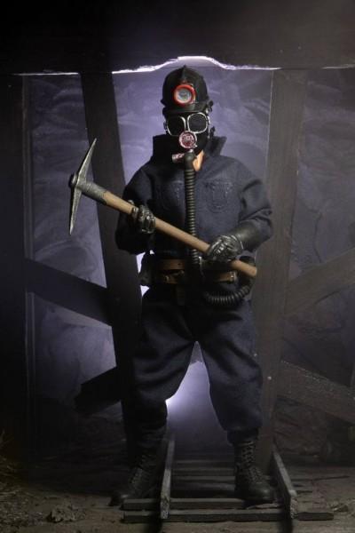Blutiger Valentinstag Retro Actionfigur The Miner