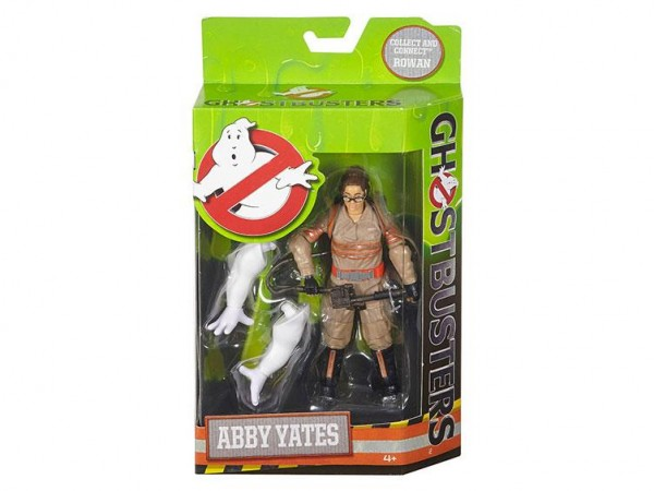 Ghostbusters 2016 Movie Collector Actionfigur Abby Yates