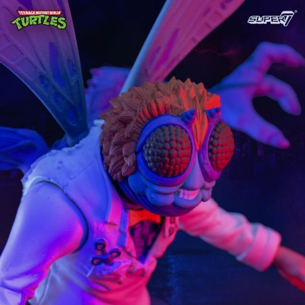 Teenage Mutant Ninja Turtles Ultimates Actionfigur Baxter Stockman