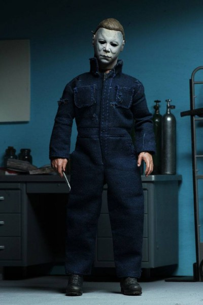 Halloween II Retro Actionfigur Michael Myers