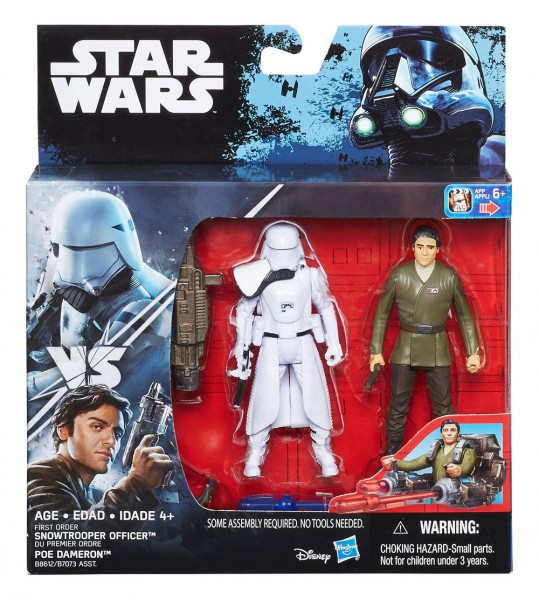 Star Wars Rogue One Actionfiguren 10 cm 2-Packs Wave 1 (3)