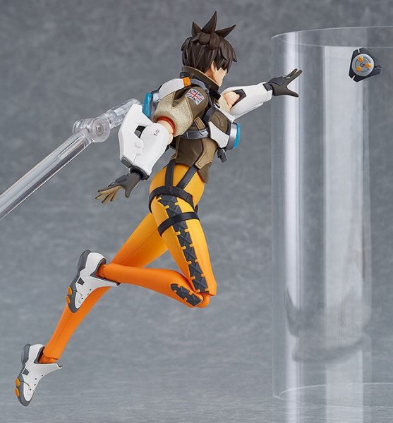 Overwatch Figma Actionfigur Tracer