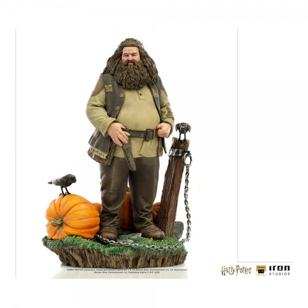 Harry Potter BDS Art Scale Statue 1/10 Hagrid (Deluxe)
