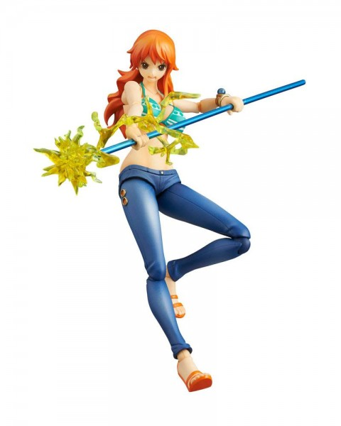 One Piece Variable Action Heroes Actionfigur Nami