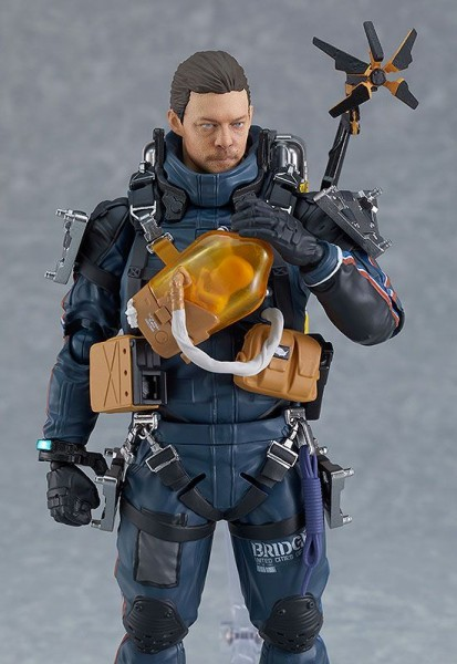 Death Stranding Figma Actionfigur Sam Porter Bridges