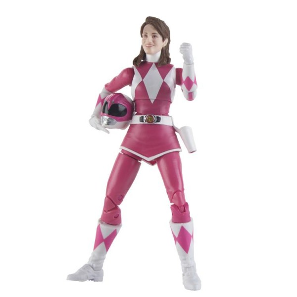 Power Rangers Lightning Collection Actionfigur 15 cm Mighty Morphin Pink Ranger