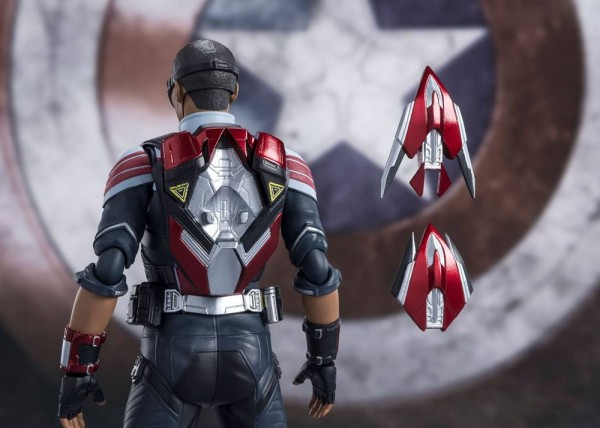 The Falcon and the Winter Soldier S.H. Figuarts Actionfigur Falcon