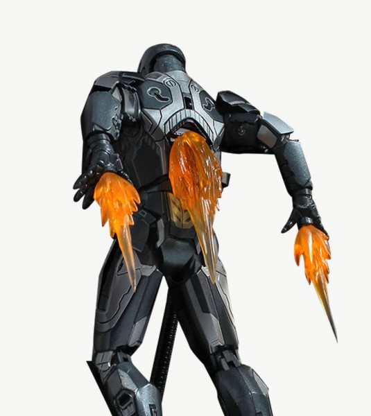 B-Artikel: Avengers Age of Ultron Diecast Actionfigur 1/12 Shotgun Mark 40