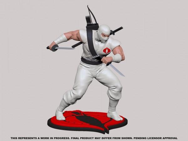 G.I. Joe Statue 1/8 Storm Shadow
