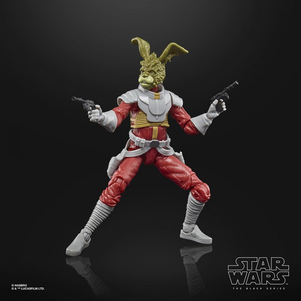 Star Wars Black Series 50th Anniversary Lucas Film Actionfigur 15 cm Jaxxon
