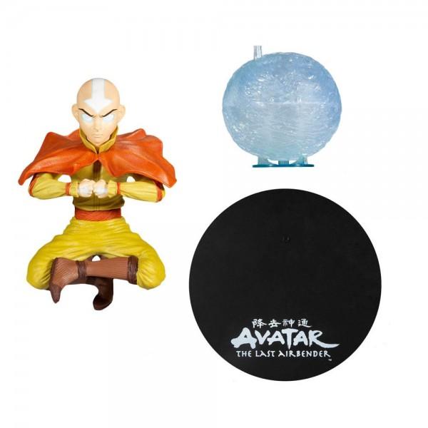 Avatar: Herr der Elemente Statue Aang (30 cm)