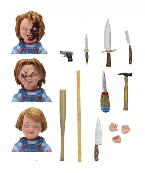 Chucky Die Mörderpuppe Ultimate Actionfigur Chucky