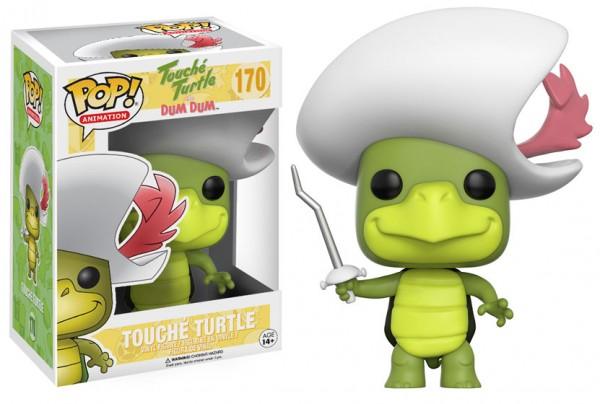 Hanna-Barbera Funko Pop! Vinylfigur Touche Turtle 170