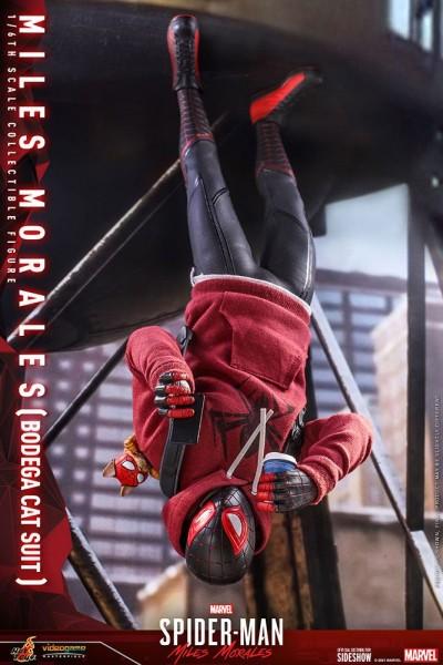 Spider-Man: Miles Morales Video Game Masterpiece Actionfigur 1/6 Miles Morales (Bodega Cat Suit)