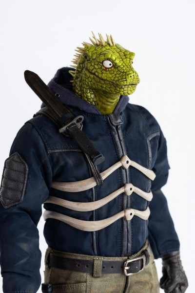 Dorohedoro Actionfigur 1/6 Caiman (Anime Version)