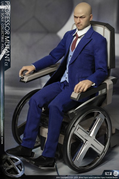 CGLTOYS 1/6 Actionfigur Professor Mutant with Wheelchair CE