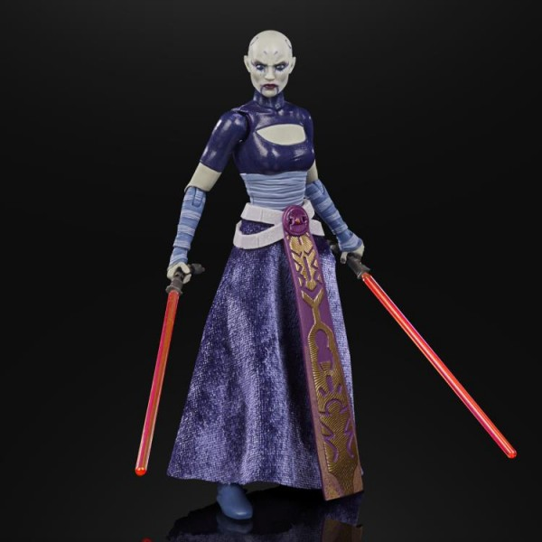 Star Wars Black Series Actionfigur 15 cm Asajj Ventress (Clone Wars)