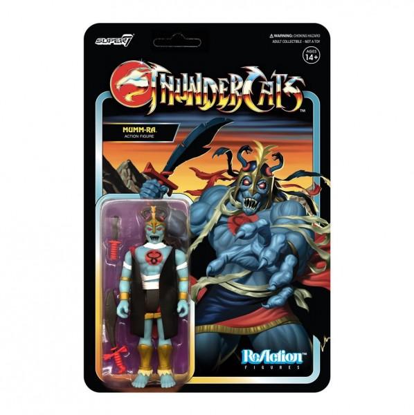 Thundercats ReAction Actionfigur Mumm-Ra