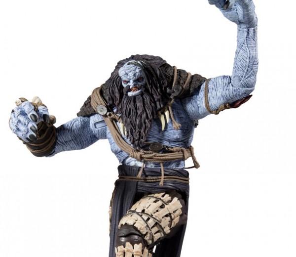 The Witcher 3: Wild Hunt Actionfigur Ice Giant Myrhyff of Undvik Mega