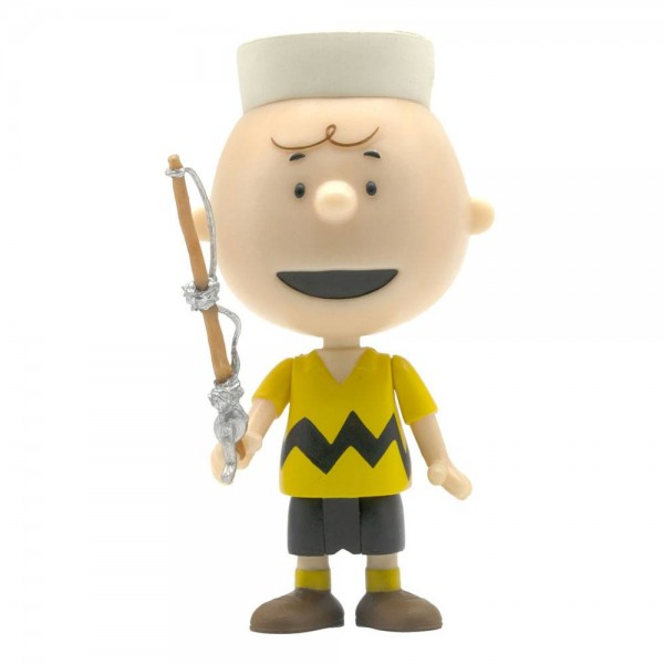 Peanuts ReAction Actionfigur Charlie Brown (Camp)