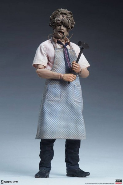 Texas Chainsaw Massacre Actionfigur 1/6 Leatherface