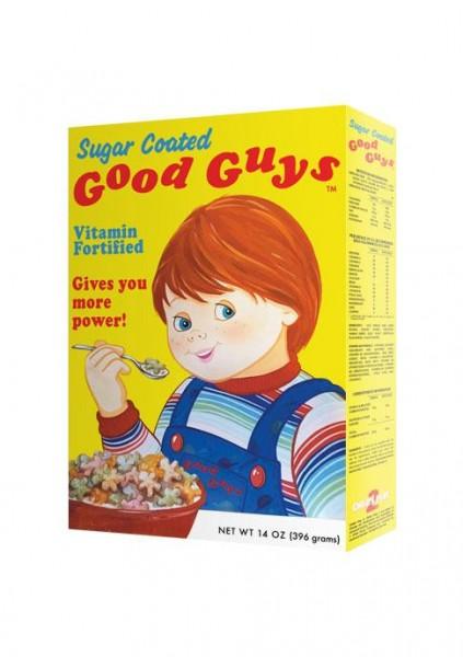 Chucky 2 Replik 1/1 Good Guys Müslibox