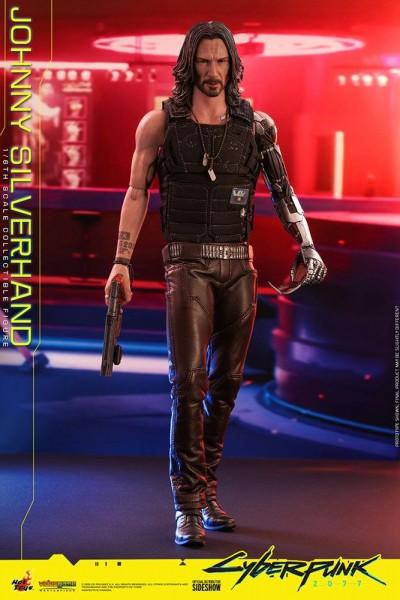 Cyberpunk 2077 Videogame Masterpiece Actionfigur 1/6 Johnny Silverhand