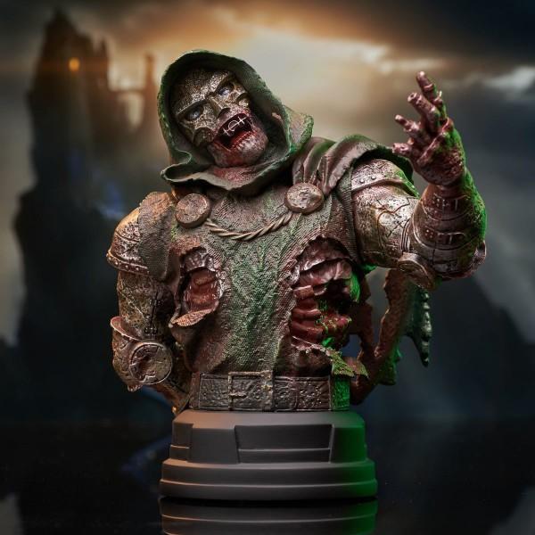 Marvel Büste 1/6 Zombie Dr. Doom (NYCC 2021)