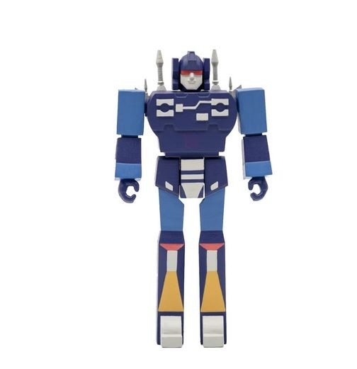 Transformers ReAction Actionfigur Rumble