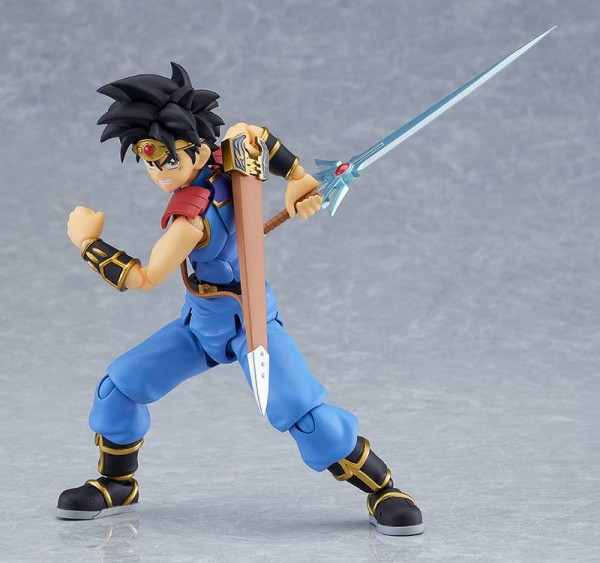 Dragon Quest The Adventure of Dai Figma Actionfigur Dai