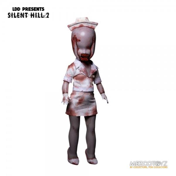 Silent Hill 2 Living Dead Dolls Puppe Bubble Head Nurse