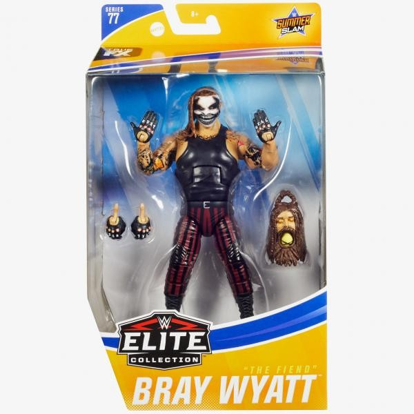 WWE Elite Collection Actionfigur Bray Wyatt