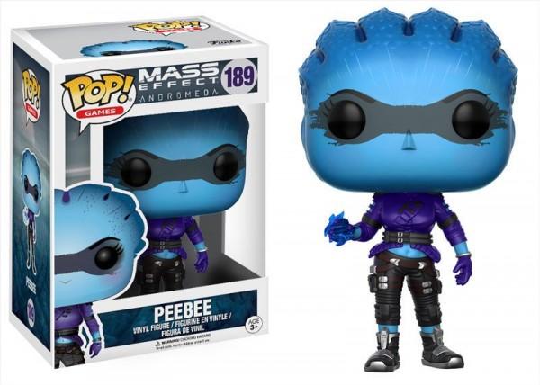 Mass Effect: Andromeda Funko Pop! Vinylfigur Peebee 189