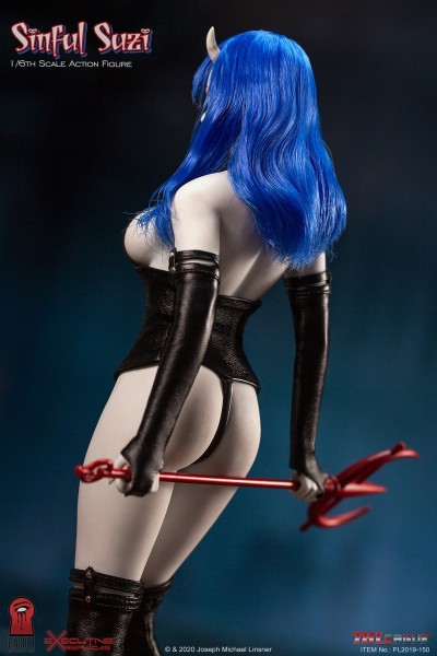 Phicen / TBLeague Sin Boldly 1/6 Actionfigur Sinful Suzi