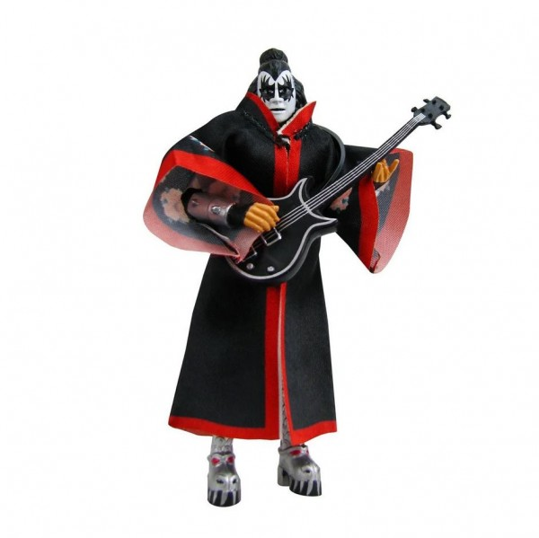 KISS Rock and Roll Over 10 cm Actionfiguren Deluxe Box-Set (Convention Exclusive)