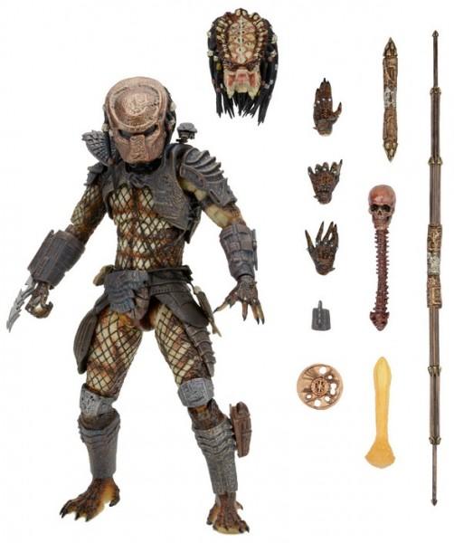 Predators Actionfigur Ultimate City Hunter