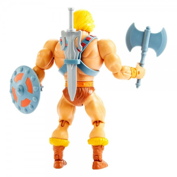 Masters of the Universe Origins 2021 Actionfigur He-Man (Classic Version)