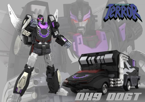 DX-9 D06 - Terror