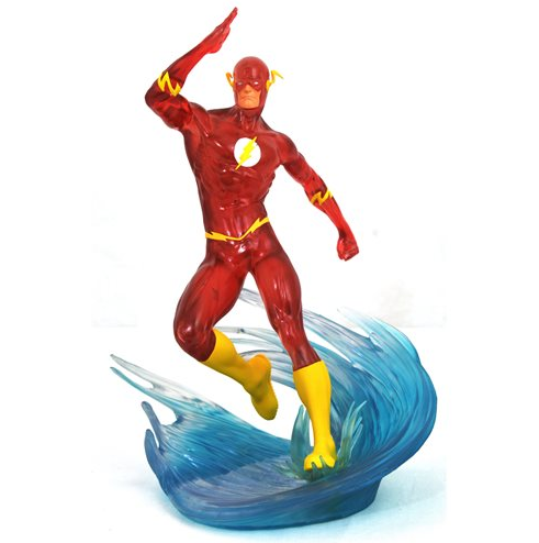 DC Gallery Statue Speed Force Flash (SDCC 2019)