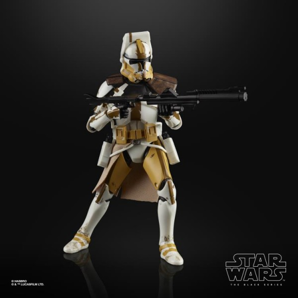 Star Wars Black Series Actionfigur 15 cm Clone Commander Bly (Clone Wars)