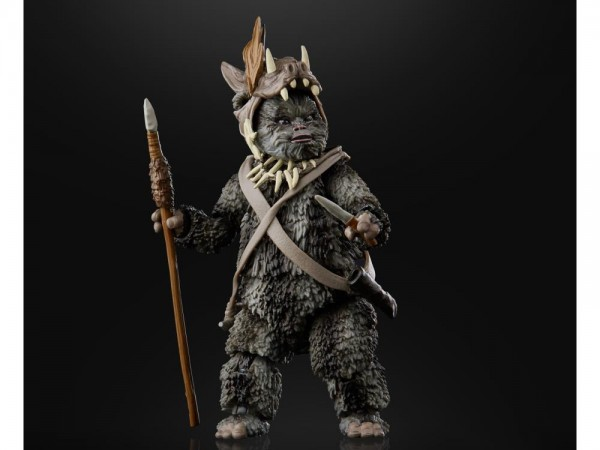 Star Wars Black Series Actionfigur 15 cm Teebo the Ewok