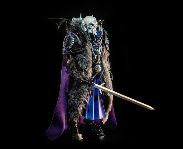 Mythic Legions: Illythia Actionfigur Baron Volligar 2