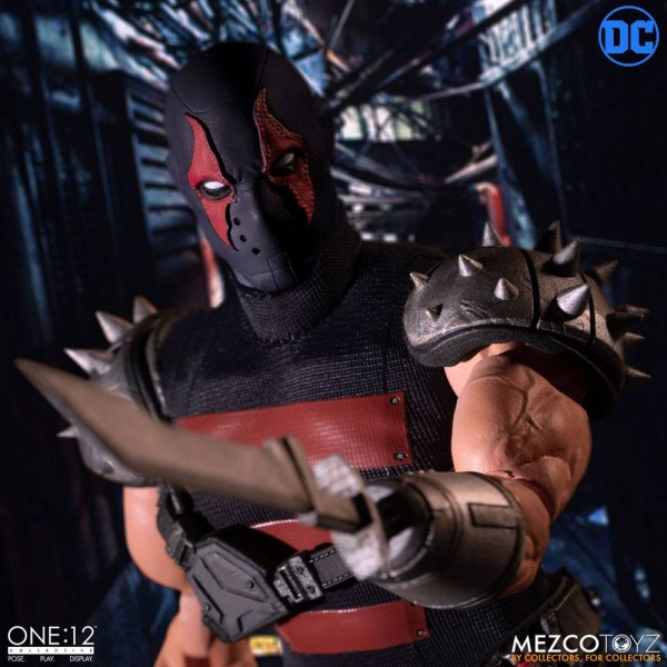 DC ´The One:12 Collective´ Actionfigur 1/12 KGBeast