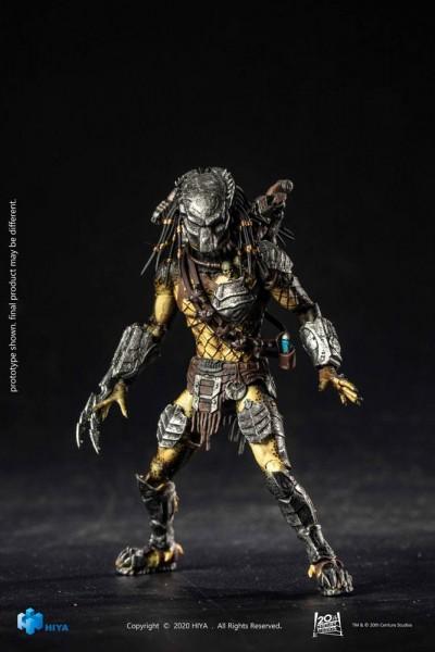 Alien vs. Predator 2 Exquisite Mini Actionfigur 1/18 Wolf Predator